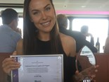 Perth transport innovator is CILTA Young Professional of the Year