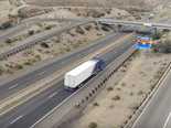 Self-driving Uber trucks secretly moving freight