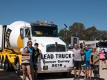 Truck numbers soar in Canberra Convoy