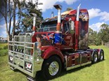 One very special Aussie truck is up for grabs
