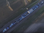MEGA LOAD: 558 tonne convoy through Melbourne