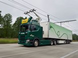Scania trucks set for German 'eHighways'