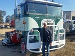 Eastoe's Transport remembered with restored Kenworth K123