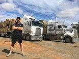 VIDEO: MK Trucking and Bombers say 'HAY!' to Bourke farmers