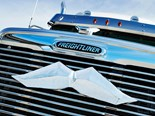 Freightliner grows a mo for Movember
