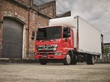Clean credentials: Hino's new 500 Series Standard Cab will be unveiled towards the end of November.