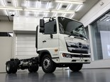 Hino delivers all-new 500 Series Standard Cab
