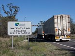 BIG FINES: Interstate trucks with damaged number plates pinged as 'unregistered'
