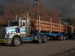 Log haulers' pride
