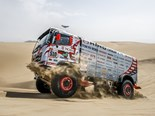 Hino celebrates decade of desert dominance