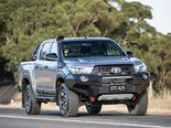 HiLux Rugged X giveaway at Brisbane Truck Show