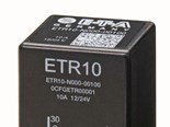 EXR10 combines a solid state relay with diagnostic functions