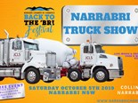 'BACK TO THE BRI' TRUCK SHOW COMING