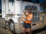 Tones Trucking Stories a social media hit