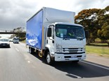 Isuzu's medium-duty game changers hit the road running
