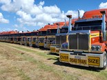 Mackay Haulage Co fleet up for auction