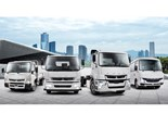 Fuso line up for 2021 to feature safety tech across the range