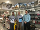 Shepparton dealer wins PACCAR dealer parts award