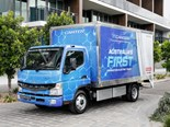 Fuso eCanter now available full specs released