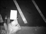 Boat ramp honesty box suspect caught on camera