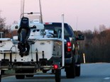 Check your boat trailers and speeds warn police