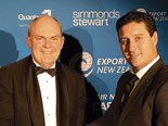 Rayglass Boats wins New Zealand export award