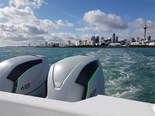 World's largest outboards in NZ