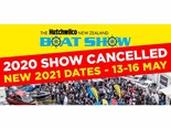 Hutchwilco Boat Show 2020 cancelled