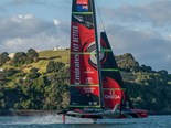 The stage is set for the 36th America's Cup