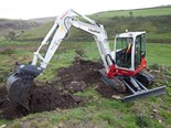 Review: Takeuchi TB260 excavator