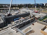Second rail tunnel borer arrives in Sydney