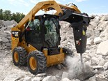 Cat launches E-Series hammers for smaller earthmovers