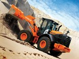 Hitachi brings out bigger and better ZW-5 wheel loaders