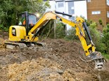 Review: Cat 305.5E2 CR excavator
