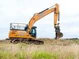 Equipment focus: Case CX210C excavator