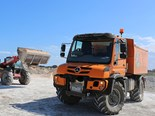 Review: Mercedes Benz Unimog U430 truck