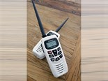 Uniden MHS155UV is a combo VHF and UHF 2-way radio