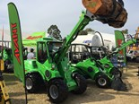 Avant multipurpose loaders impress crowds
