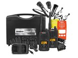 Uniden brings out rugged Titanium 2-way UHF radios