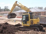 Sydney owner-operator gets his startup with Komatsu