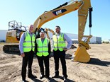 Cat opens $130m QLD distribution centre