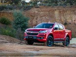 2017 Holden Colorado ute revealed