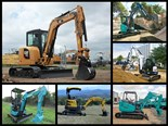 6 awesome mini excavators