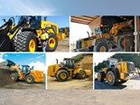 Our five favourite wheel loaders over 20 tonnes