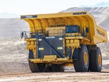 Komatsu launches largest ever haul truck