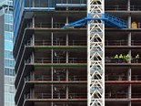 Commercial and engineering construction up in August