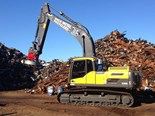 Equipment focus: Volvo EC300D excavator