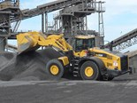 Komatsu launch first two Dash 7 wheel loaders
