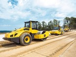 Bomag Dash 5 single drum rollers available in Oz