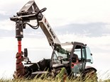 Bobcat US announces V519 telehandler